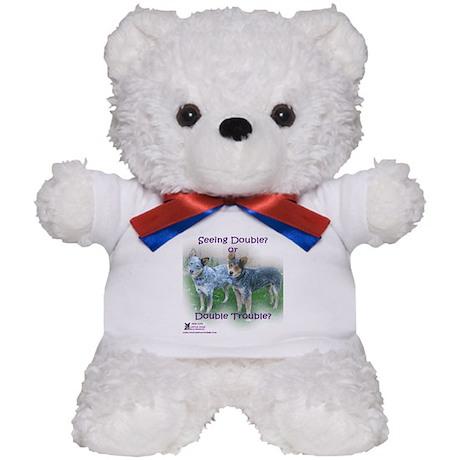 Double Trouble ACDs Teddy Bear
