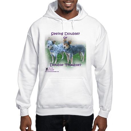 Double Trouble ACDs Hooded Sweatshirt