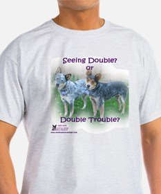 Double Trouble ACDs T-Shirt