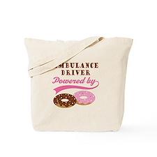Ambulance Driver Gift Doughnuts Tote Bag
