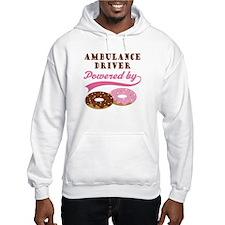 Ambulance Driver Gift Doughnuts Jumper Hoodie