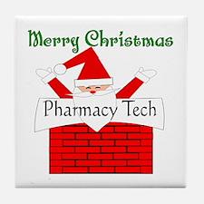 Pharmacist II Tile Coaster