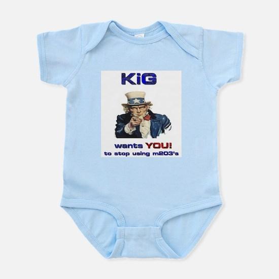 KiG wants you! NO M203'S! Infant Creeper