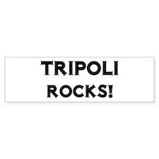 Tripoli Rocks! Bumper Bumper Sticker
