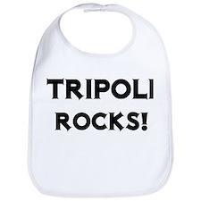 Tripoli Rocks! Bib
