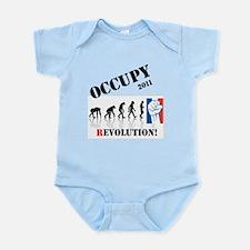 Occupy Evolution Infant Bodysuit