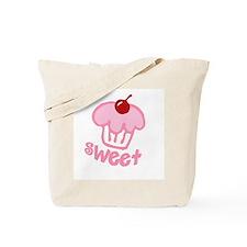 Sweet Cupcake Tote Bag