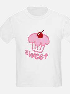 Sweet Cupcake Kids T-Shirt