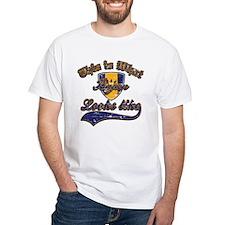 Looks like Bajan Shirt