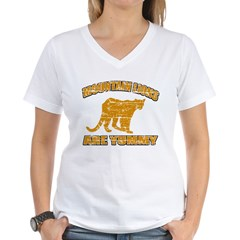 Mountain Lions are Yummy Shirt