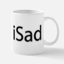 iSad Black - Mug