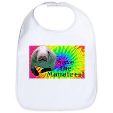 Unique Manatee Bib