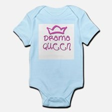 Drama Queen Infant Creeper