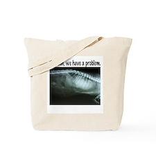 Houston ...(diaphragmatic her Tote Bag