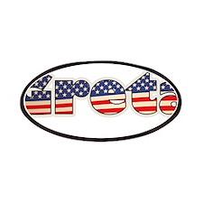 American Greta Patches