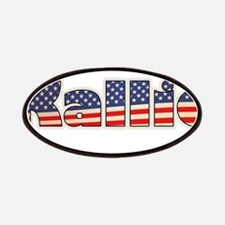 American Kallie Patches