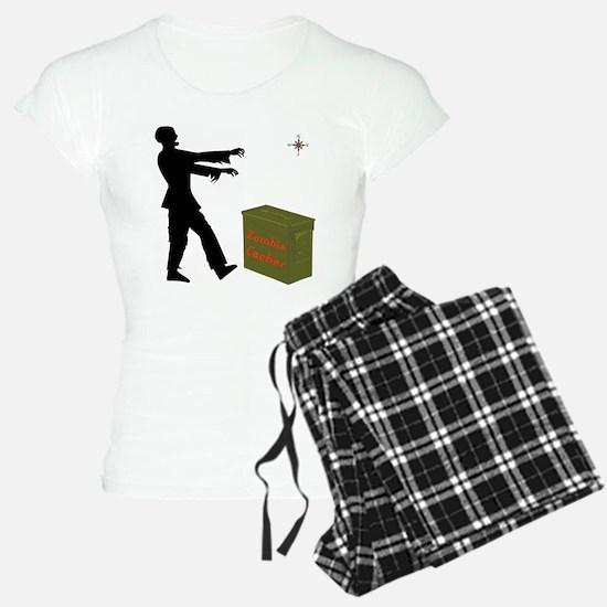 Zombie Cacher Pajamas