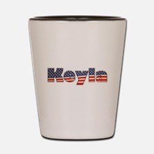 American Keyla Shot Glass
