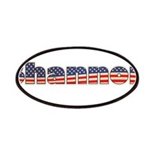 American Shannon Patches