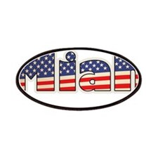 American Miah Patches