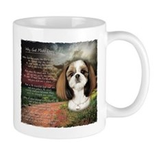 """Why God Made Dogs"" Shih Tzu Mug"