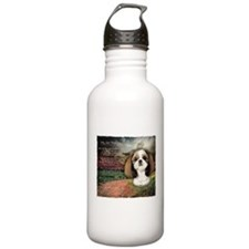 """Why God Made Dogs"" Shih Tzu Water Bottle"