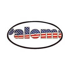 American Paloma Patches