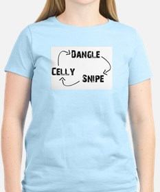 Dangle-Snipe-Celly T-Shirt