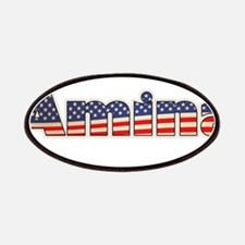 American Amina Patches