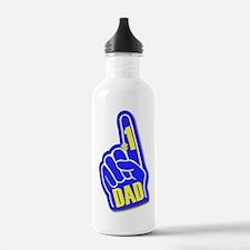 #1 Dad Water Bottle