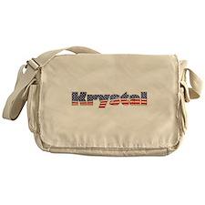 American Krystal Messenger Bag