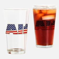 American Ali Drinking Glass