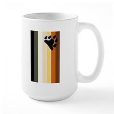 BEAR PRIDE FLAG_VERTICAL_2IMAGES Mug
