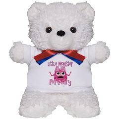 Little Monster Mindy Teddy Bear