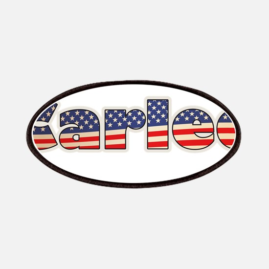 American Carlee Patches