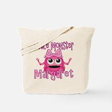 Little Monster Margaret Tote Bag