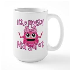 Little Monster Margaret Mug