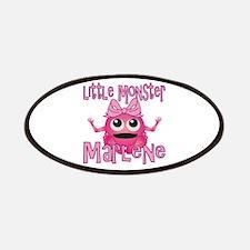 Little Monster Marlene Patches