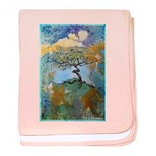 Tree of Life, art, baby blanket