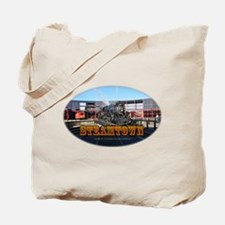 Train Photos of Steamtown- Tote Bag