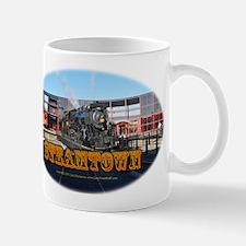 Train Photos of Steamtown- Mug