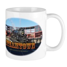 Train Photos of Steamtown- Mug