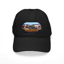 Train Photos of Steamtown- Baseball Hat