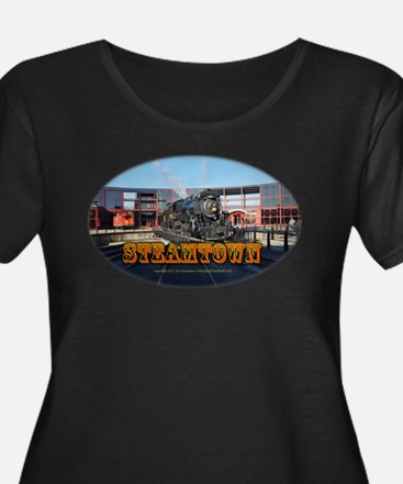 Train Photos of Steamtown- T