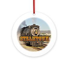 Steamtown - Train - Ornament (Round)