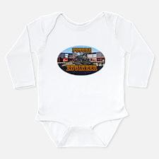 Future Engineer(c) - Train - Long Sleeve Infant Bo