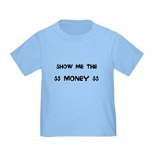 Unique Show me the money T