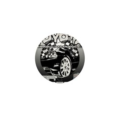 Toyota Mini Button (100 pack)