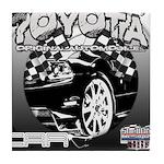 Toyota Tile Coaster