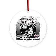 Mazda Ornament (Round)